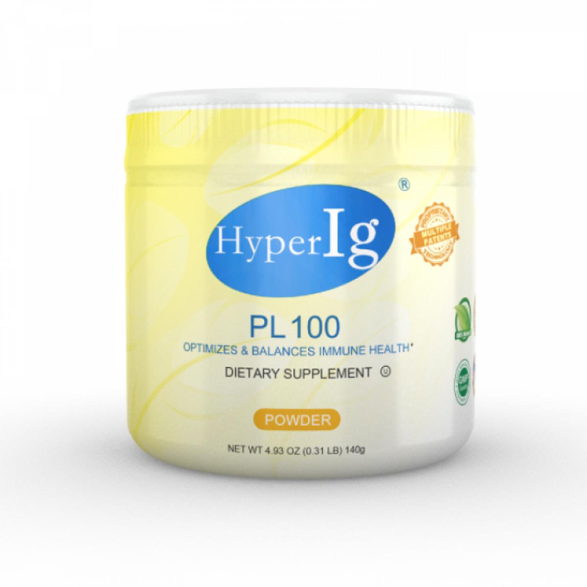 HyperIg PL100高效免疫營養粉